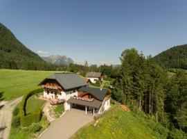 Ferienwohnung Kirchschlager, Bad Aussee (Radling yakınında)