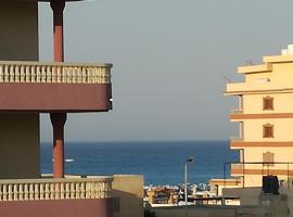 Mostafa Apartments, Marsa Matruh (Zāwiyat Umm ar Rakham yakınında)