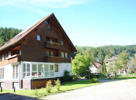 Ferienwohnung Haist, Schönmünzach (Hundsbach yakınında)