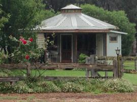 Ionaforest Yurt, Wingello (Marulan yakınında)