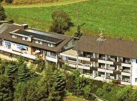 Panoramahotel Alde Hotz, Görwihl (Strittmatt yakınında)
