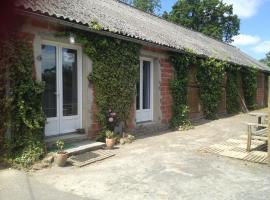 Studio des Ecuries, Marchésieux (рядом с городом Raids)