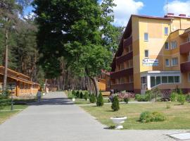 Lesnye Ozera Sanatorium, Vashkovo (Lepel yakınında)