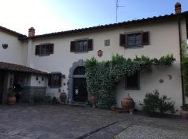 B&B la Borraina, Impruneta (Pozzolatico yakınında)