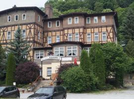 Appartementanlage Hermannshöhle