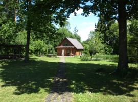 Holiday House Aivari, Inčukalns (Near Seja Municipality)