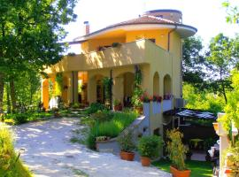 Villa Almelia, Vinchiaturo (Guardiaregia yakınında)