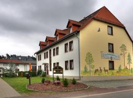 Gasthof Fuchsbergklause, Dresden (Klotzsche yakınında)