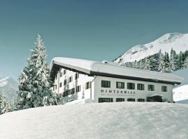 Hinterwies, Lech am Arlberg