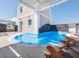 Secret Earth Villas - Santorini