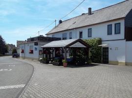 Landhaus Wartenstein, Oberhausen (Sonnschied yakınında)