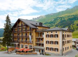 Hotel Alpina Parpan, Parpan