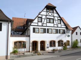 Hotel Restaurant Jägerhof, Roth (Bernlohe yakınında)
