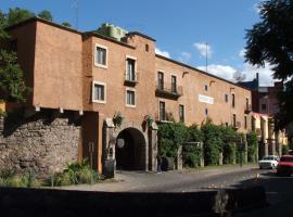 Hotel Hacienda de Cobos