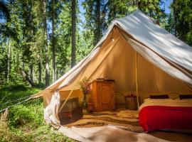 Projekt Kodu Off-Grid retreat, Hara