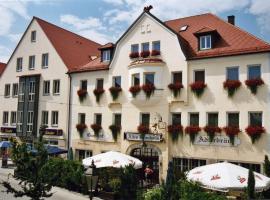Land-gut-Hotel Hotel Adlerbräu, Gunzenhausen (Gnotzheim yakınında)