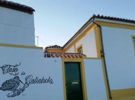 Casa da Galinhola, Ortiga