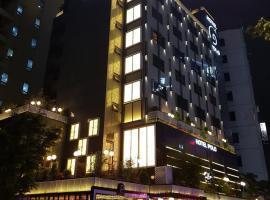 Polo Tourist Hotel, Incheon