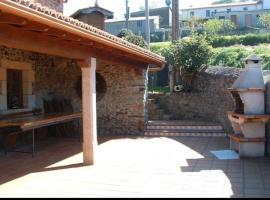 Casa Rural Oza dos Ríos, Oza dos Ríos