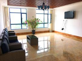 Dongdaihe Golden Sea Holiday Hotel, Suizhong (Xiaozhuangzi yakınında)