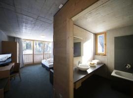 Tannenheim nature and style hotel, Trafoi