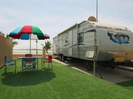 Al Ward Beach Caravan Resort (Al Khayal Beach Caravan)