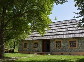 Peraj Guesthouse, Vermosh (Lëpushë yakınında)
