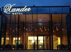 Xander Hotel, Tomsk
