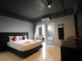 B-Black Residence, Chon Buri
