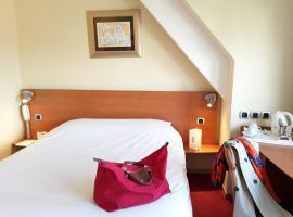 Hotel Le Chat Botte, Valenciennes