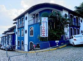 Hotel Zibamba, São Francisco do Sul (São Francisco do Sul yakınında)