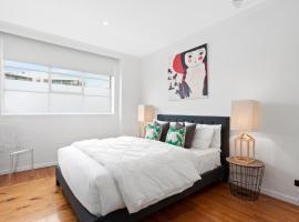 瑪納拉克奧萊一室公寓, 墨爾本