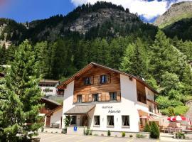 Gasthaus Alpenrose, Innerferrera