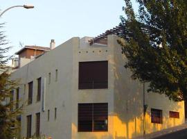 Llave de Granada, Alcalá la Real (Barranco del Lobo yakınında)