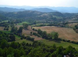 Cà da Nonna, Pareto (Malvicino yakınında)