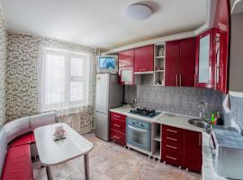 Apartment on Mazurova 59, Gomel (Volovo yakınında)