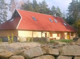 Sika Holiday Houses, Hellamaa (Kuivastu yakınında)