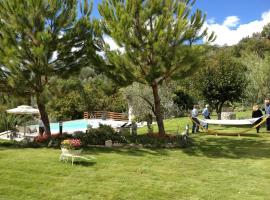 Dimorra Country House, Castelvenere (San Lorenzello yakınında)