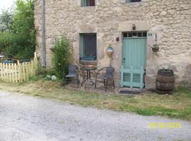 La Petite Maison, Saint-Chabrais (рядом с городом Jarnages)