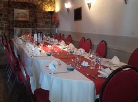 Hôtel Restaurant L'Ecrevisse, Thizy-les-Bourgs (рядом с городом Ronno)