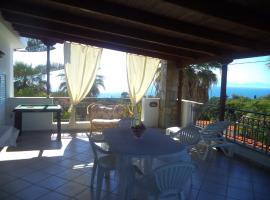 Villa in Greece, Killini at Ionian sea