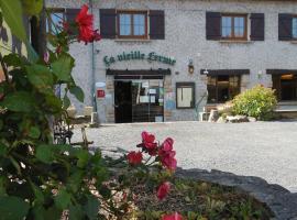 La Vieille Ferme, Les Ancizes-Comps (рядом с городом Saint-Georges-de-Mons)