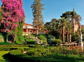 Hotel Casa Real - Viña Santa Rita, Santiago (San José de Nos yakınında)