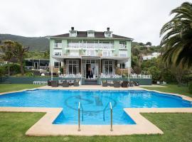 Hotel Isla Seca, Zapallar