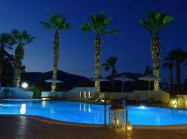 Sun Rise Hotel Apartments, Eretria
