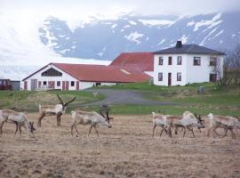 Guesthouse Holmur, Hólmur