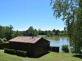 Camping - Village Vacances du Lac, Boulogne-sur-Gesse (рядом с городом Betbèze)