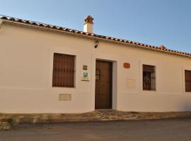 Casa Rural Aya, Linares de la Sierra (Los Marines yakınında)