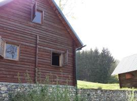 Etno kamp Janketica, Tomaševo