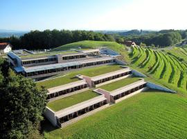 Genusshotel Riegersburg, Riegersburg (Hartmannsdorf yakınında)